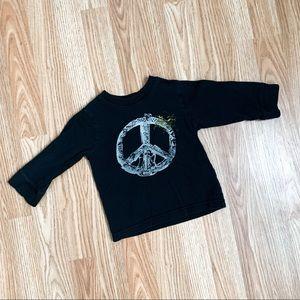 Children's Place • Peace Sign T-Shirt
